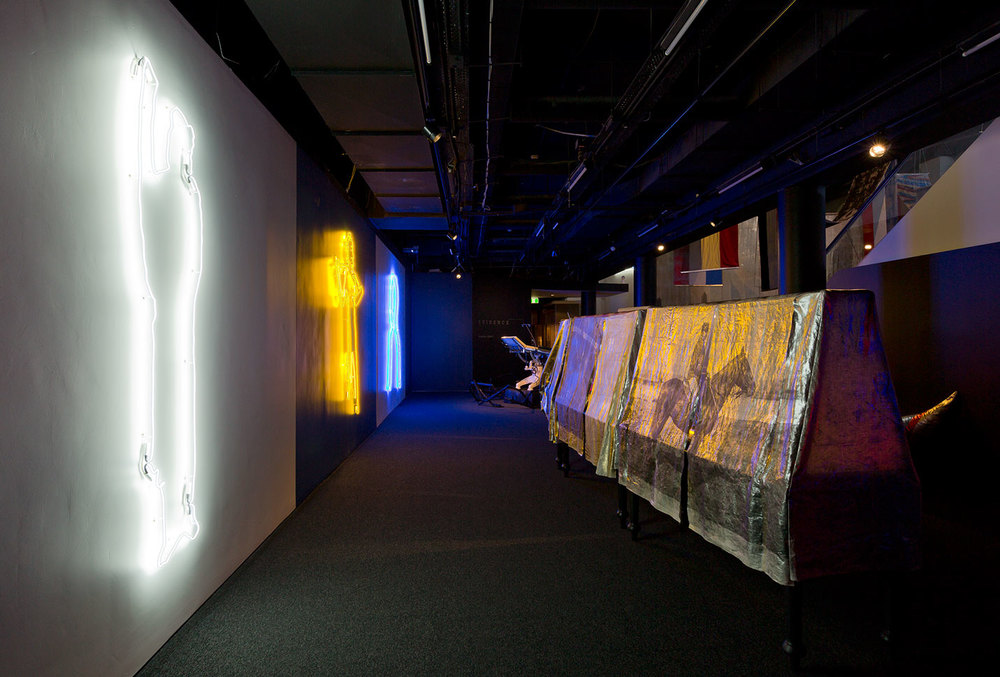 Evidence , 2015/16 Museum of Applied Arts and Sciences (MAAS), Sydney Installation view. Photo: Christian Capurro