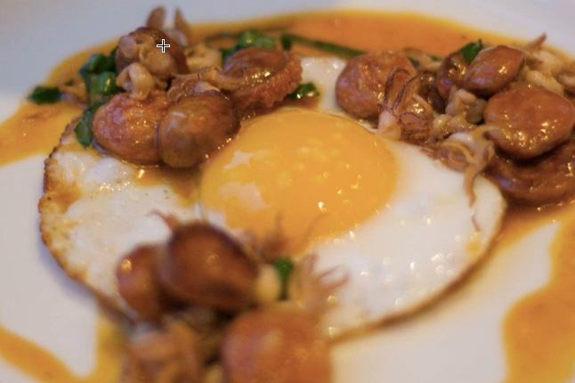 Egg and mushroom dinner Penelope Evans.jpg