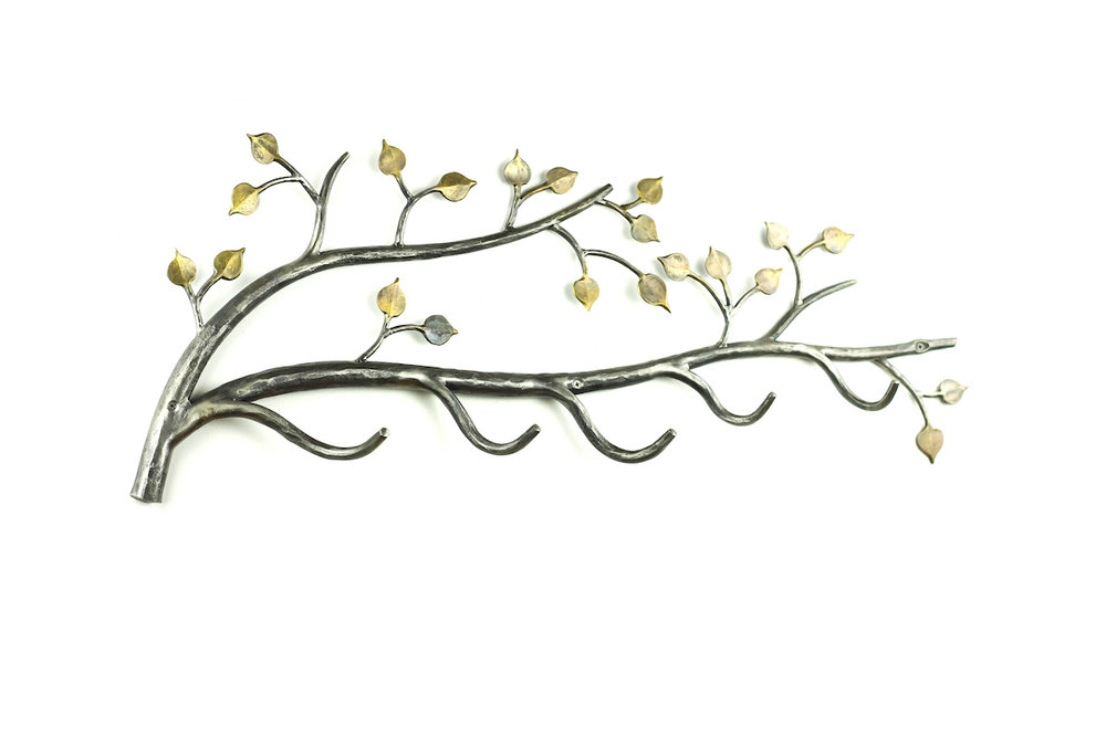 Custom Branch Coat Rack, Coat Hanger