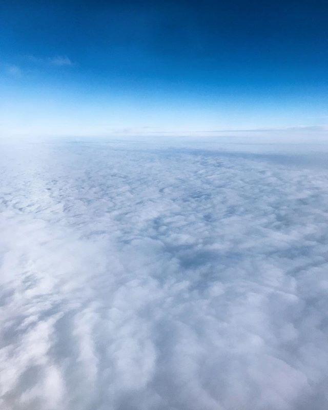 Jedno z najlepszych uczuć na świecie, to dla mnie moment kiedy samolot odrywa się od ziemi. Wiem,że to głupota ale to symboliczne oderwanie się od ziemi, plus patrzenie na świat z perspektywy tych kilku kilometrów naprawdę jest oczyszczające. Uwielbiam latać, mogę wtedy widok za oknem przetwarzać raz za razem jak nie kończący się film. Patrzę na to morze chmur i pamiętam moment, kiedy siedziałam przy otwartych drzwiach w  samolocie na wysokości 4 km, patrzyłam na skłębione otwarte niebo i za 30 sekund mieliśmy skoczyć w tą chmurzastą przepaść ze spadochronem. Patrzę na te same chmury i uśmiecham się pod nosem.Zdecydowanie. Latanie daje wolność, a Ikar doskonale wiedział co robi🤘✈️ @lotpolska #sky#trip#travel#lot#lotpolska#freedom#blue#bluebluesky#sky#view#amazingview#instagram#iphone#lifestyle#lifestyleblogger#blog#eatrunlovepl#inspiration#