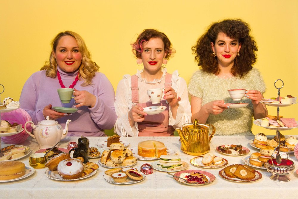 Photo Credit: Anna Harding/The Spitfire Sisters