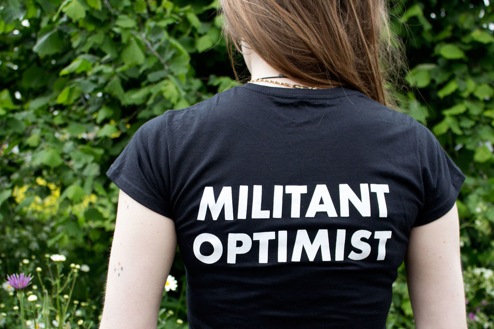 Futuregov Militant Optimist is now an infamous phase across Local Government thanks to FutureGov!