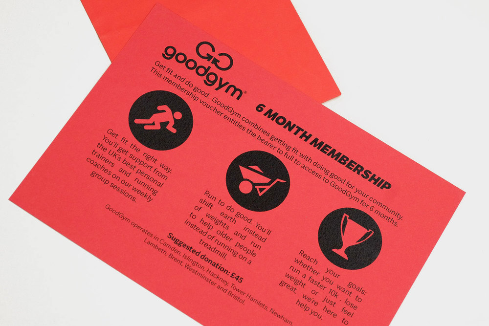 """GoodGym Social runs to """"do good"""" or visit someone weekly who lives alone."""