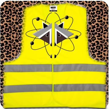 The perfect fixie safety vest
