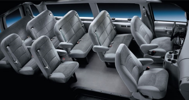 Ford E Transit Passenger Van Clean Air Limo