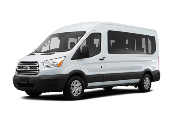 Ford E Transit Passenger Van Clean Air Limo