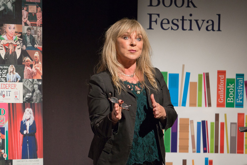Guildford Book Festival 2015