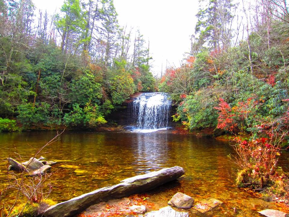 North Carolina Water Fall