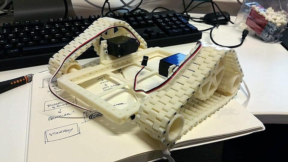 3D Design + Printing
