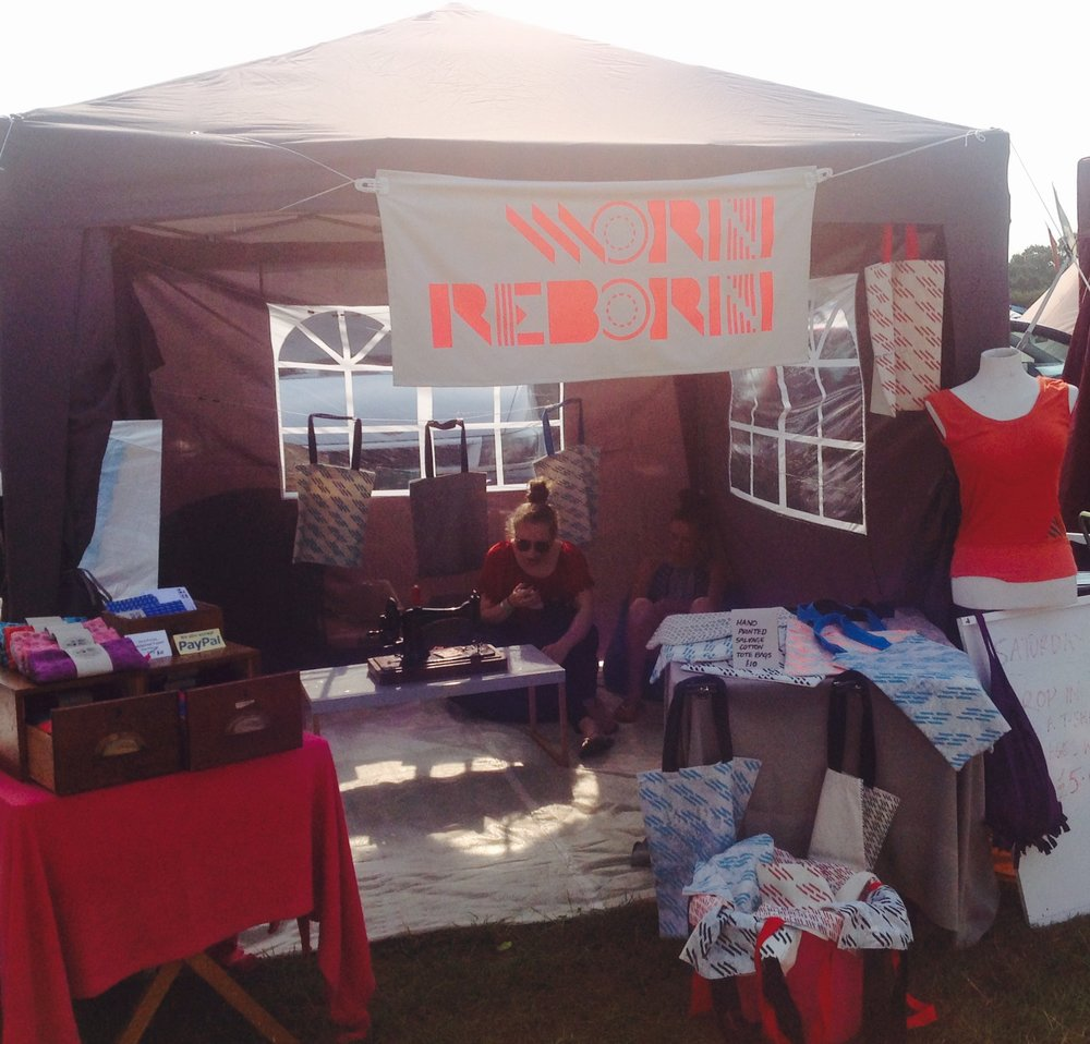 Our little stall