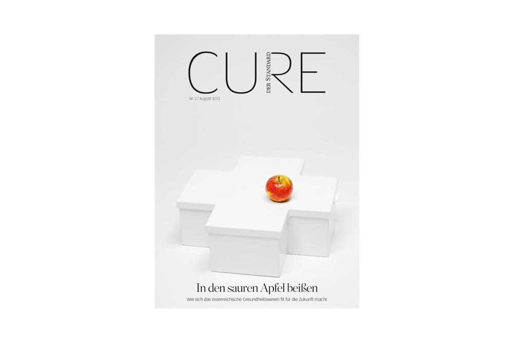 """Cure 2013   Gesundheitspolitisches Magazin der Tageszeitung """"Der Standard"""" anlässlich des Forums Alpbach 2013"""
