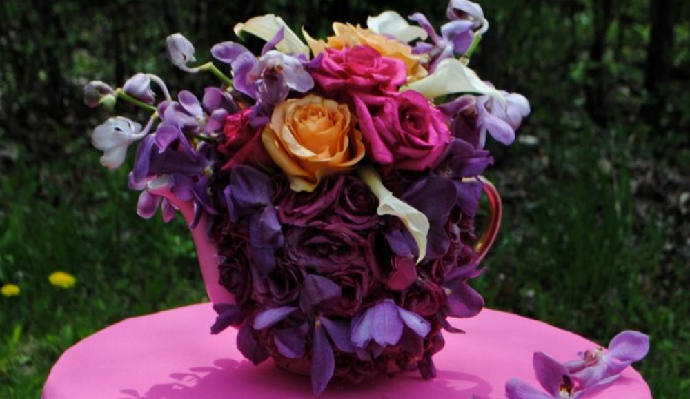 Design & Florals:navjot Design