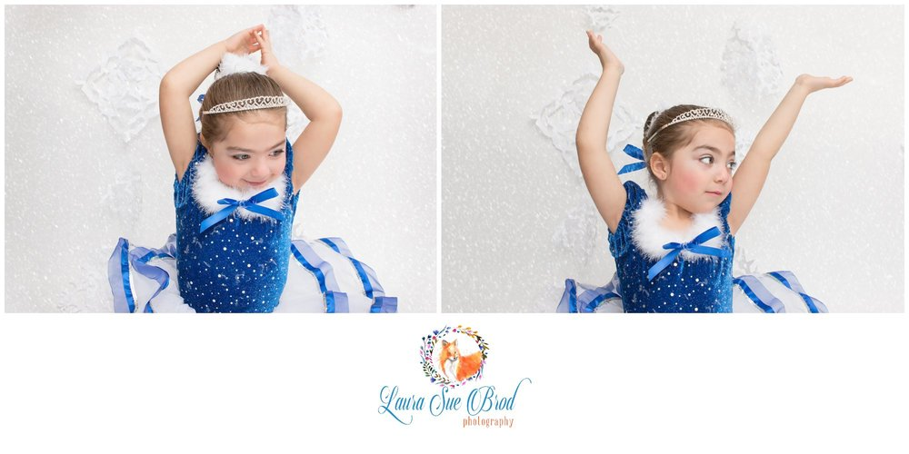 Ballet-themed Mini-Session.   Laura Sue Brod Photography - 2015  www.laurasuebrod.com