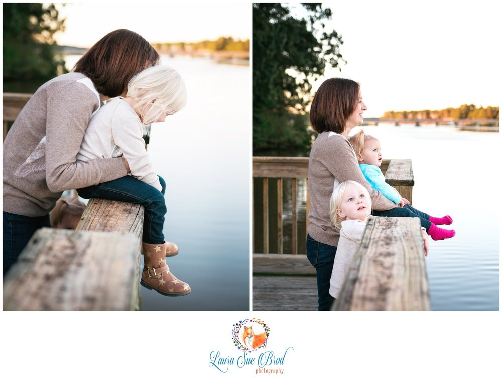 Mom and daughters session in Virginia.   Laura Sue Brod Photography - 2016  www.laurasuebrod.com