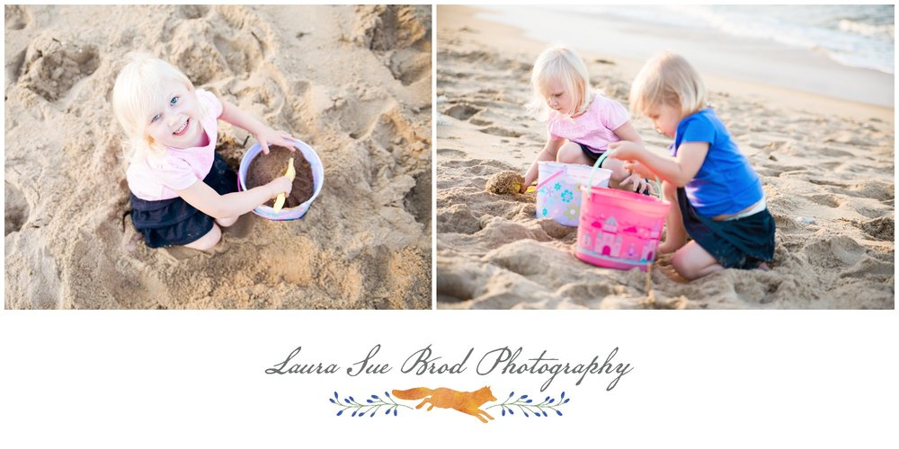 Mommy & Me Session in Virginia Beach, Virginia.  Copyright 2017 - Laura Sue Brod Photography  www.laurasuebrod.com
