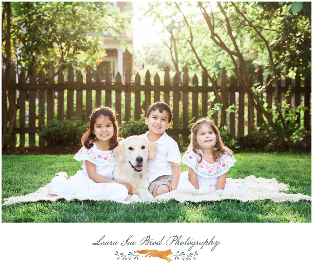 Fernandez family session, Norfolk, Virginia.  ©  2017 Laura Sue Brod Photography www.laurasuebrod.com