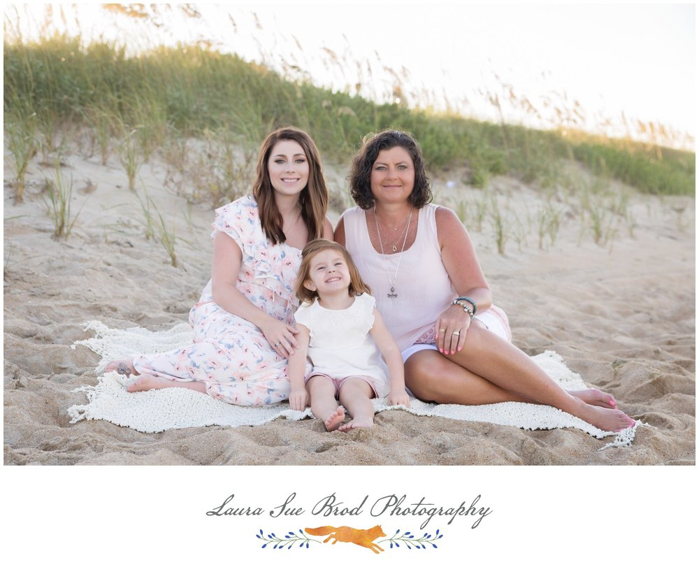 NC VA Family Beach Photography, Beach Photos, Family Photos North Carolina Virginia