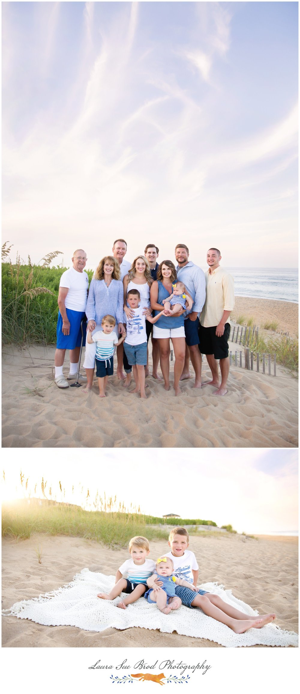 Collier Family Outer Banks North Carolina