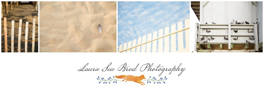 Alex & Stefani - Virginia Beach Oceanfront and Boardwalk Engagement Session    © 2017 Laura Sue Brod Photography  www.laurasuebrod.com