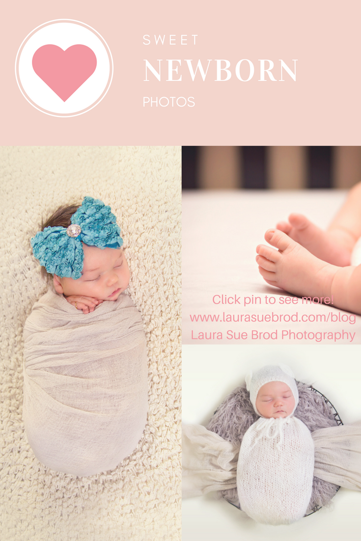 Sweet Newborn Session (Pin this image to share the love!)