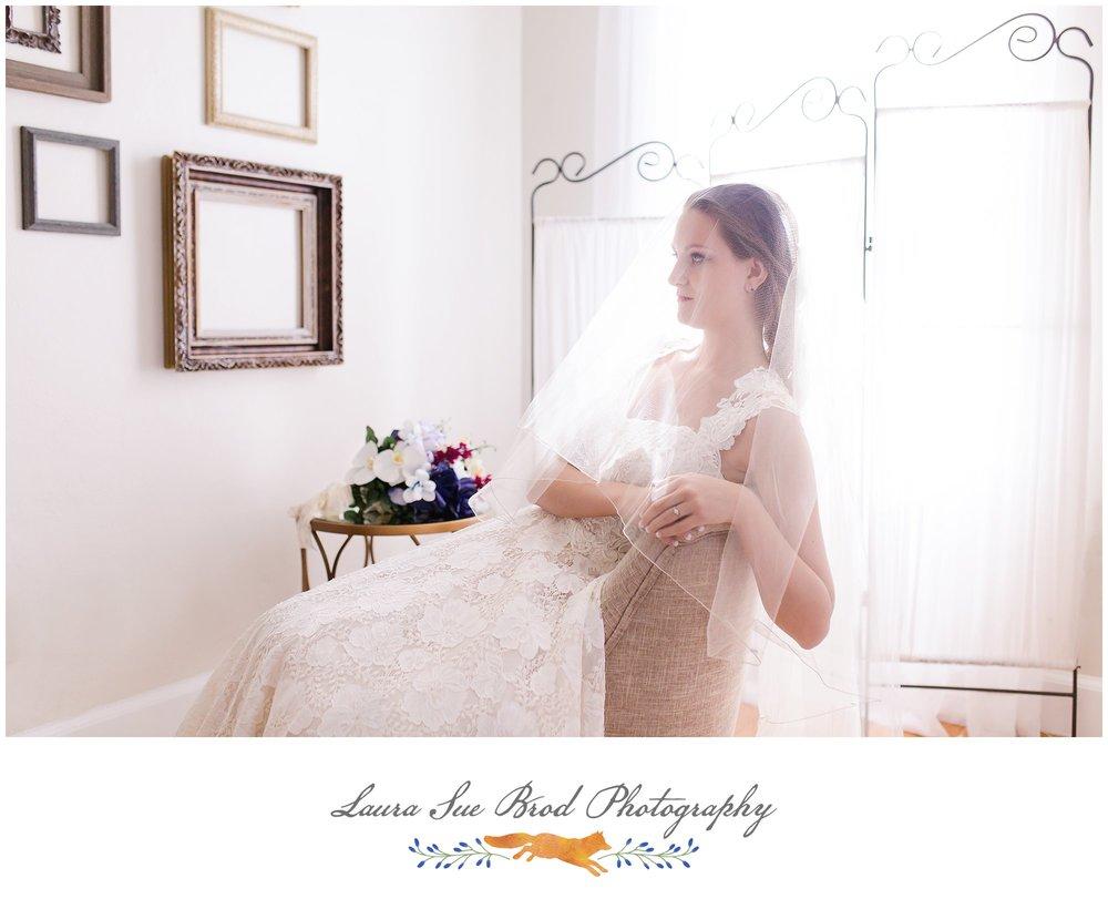 Norfolk, VA Bridal Portraits - Laura Sue Brod Photography 2018
