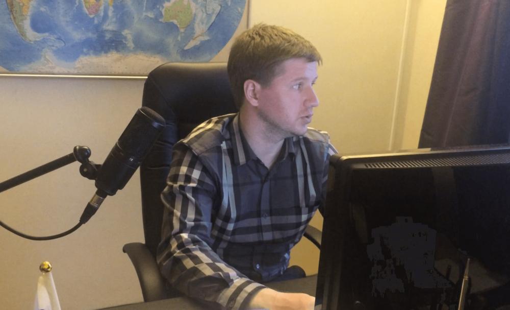 На фото: Михаил Михеев, страховой эксперт Insurance Team