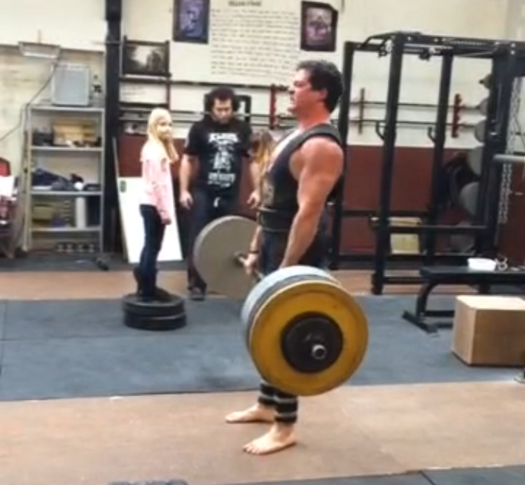 305kg Deadlift at 89kg Bodyweight