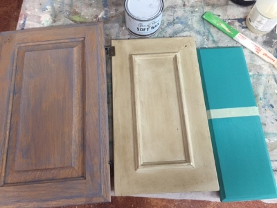 Superbe Cabinet Rehab (With Chalk Paint®), $105