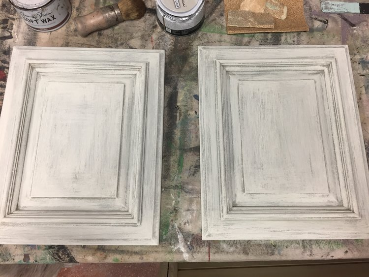 Cabinet Rehab With Chalk Paint 105 Silk And Sage Design Studio