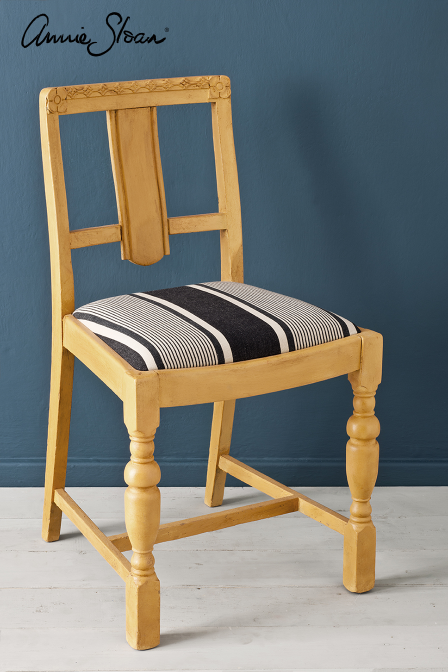 Arles dining chair, Aubusson Blue Wall Paint image 2.jpg