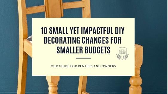 DIY on a Budget