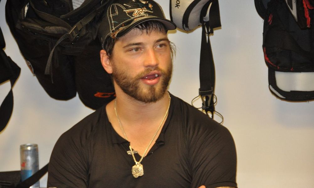 Brent Burns was happy to hear that he'd be featured on the new season of Queer Eye. Source