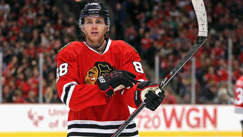 League MVP Patrick Kane is hoping that gaining sole custody of Artemi Panarin will keep him on his line. Source