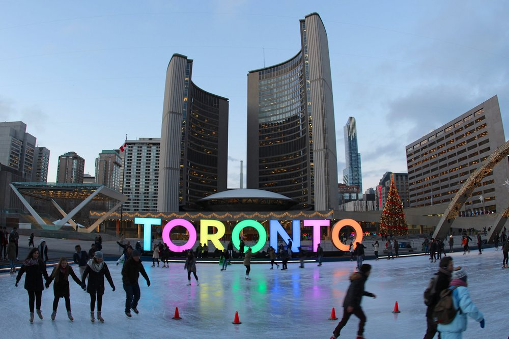 The city of Toronto has experience an influx of newcomers to the city unlike anything since WWII.  Source