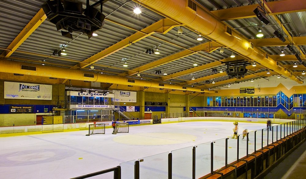 The Staten Island Skate Palace is a staple in the borough's ice sports scene