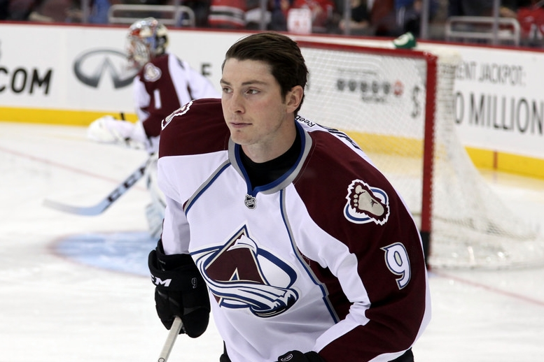 Despite being traded from the Islanders to Avalanche, Matt Duchene remains in Denver. Image source: Lisa Gansky