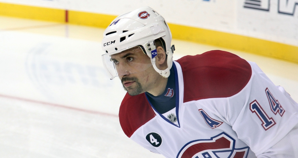 Plekanec's newest brand of turtlenecks are expected to fly off the shelves. Image source:  Lisa Gansky