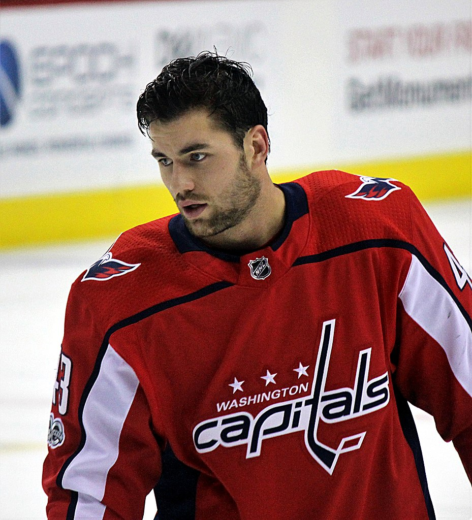 Tom Wilson has spent the past two weeks living through a nightmare. Image source:  Wikipedia