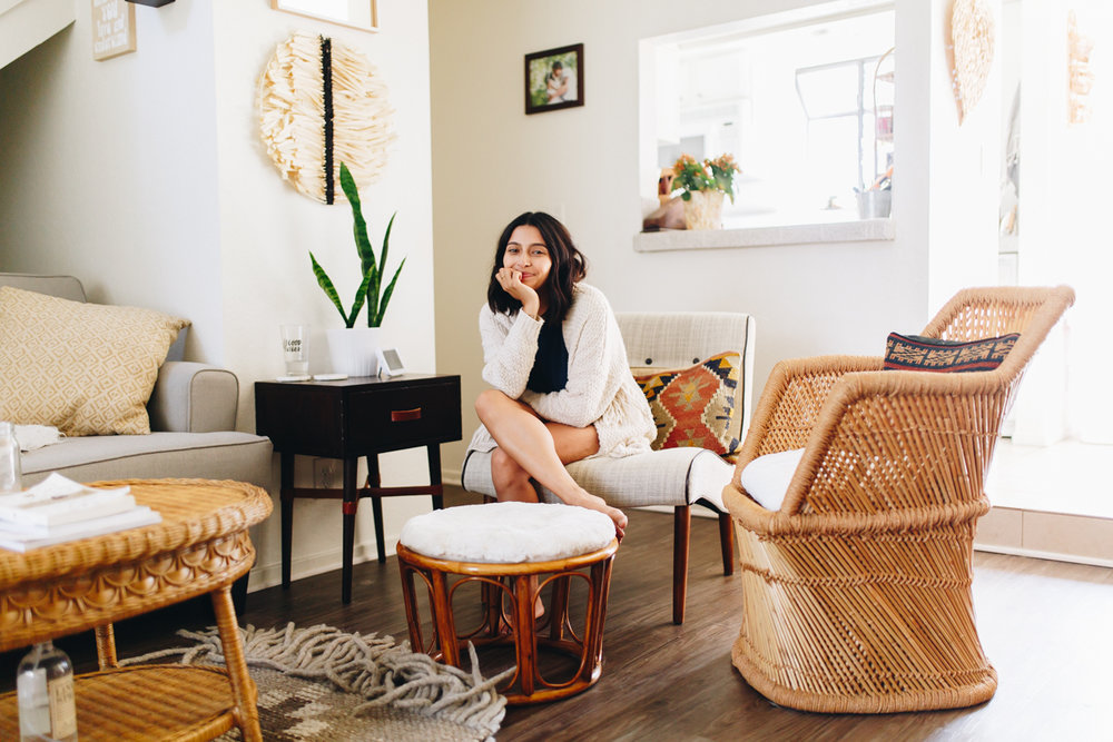 HOW TO STYLE A BOHEMIAN MINIMALIST HOME CREA