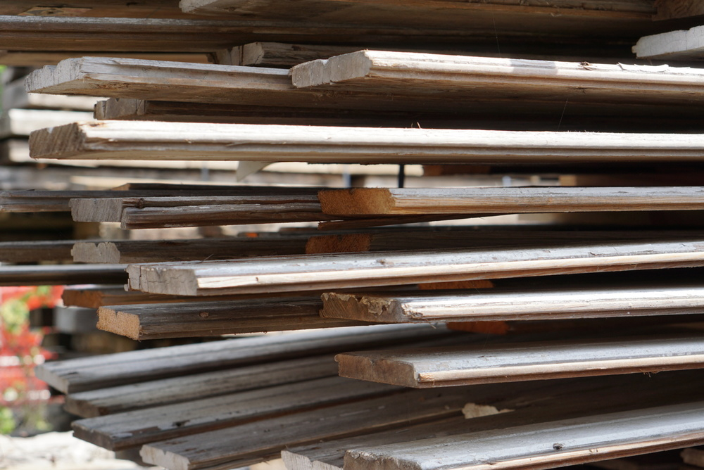 Reclaimed Wood Education