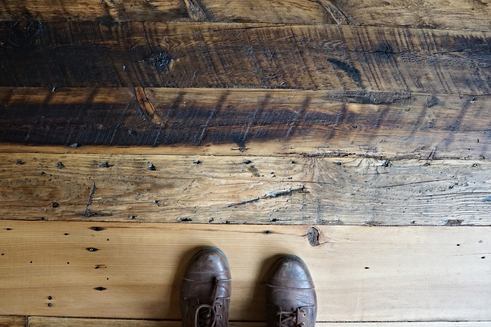 Reclaimed Flooring by Real Antique Wood