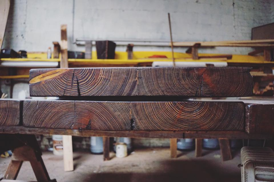 Real Antique Wood is the number one reclaimed wood mill on the east coast.