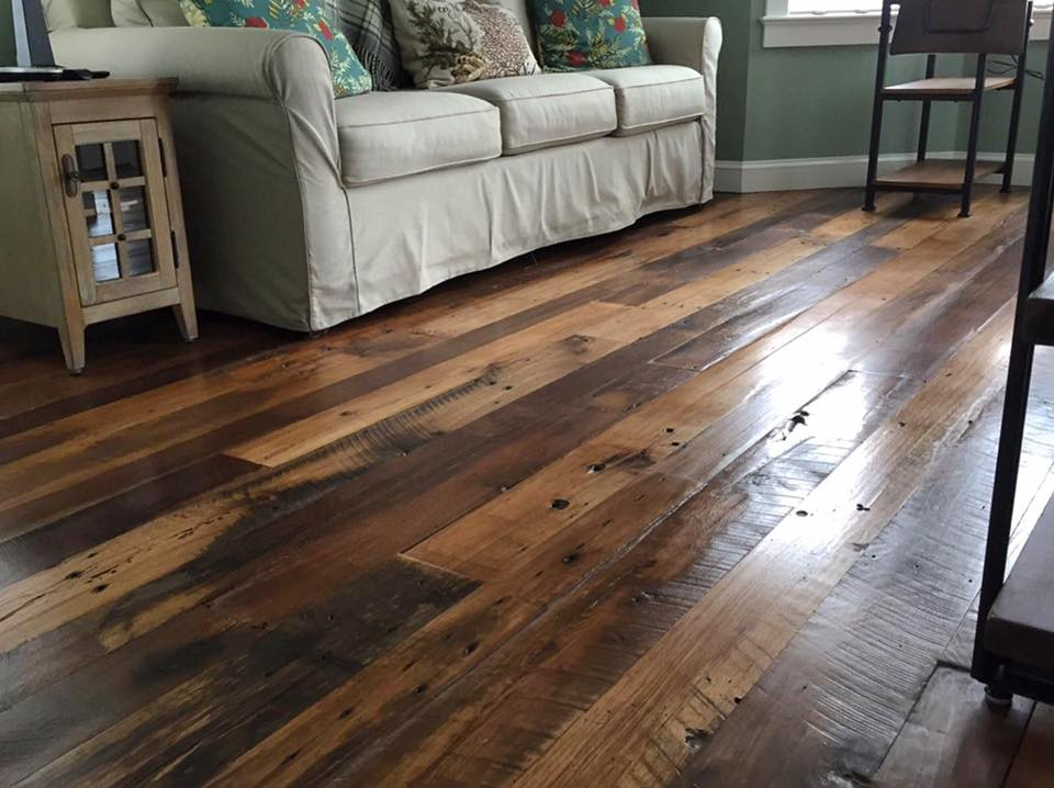 Meet Our Reclaimed Wood Flooring Real Antique Wood