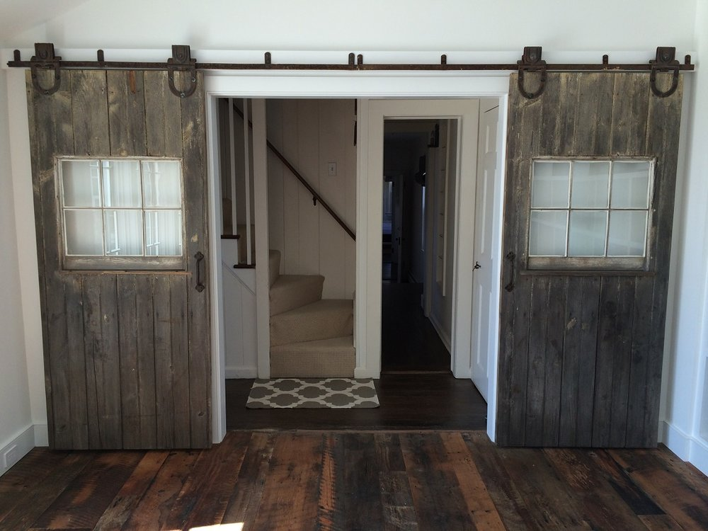 Double Barn Doors.JPG - Barn Doors — Real Antique Wood