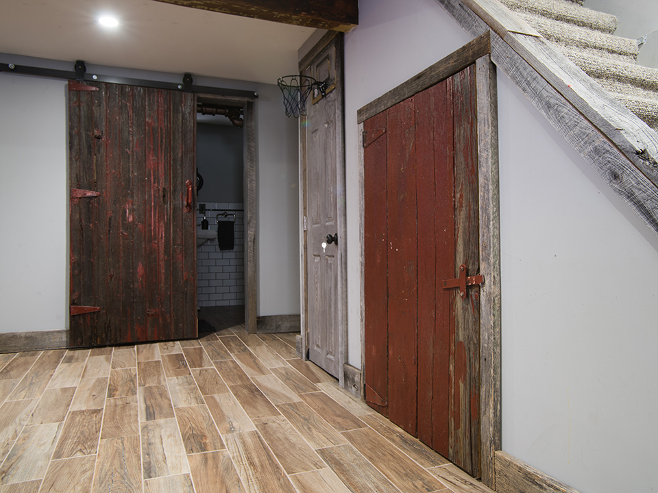 Reclaimed Barn Doors