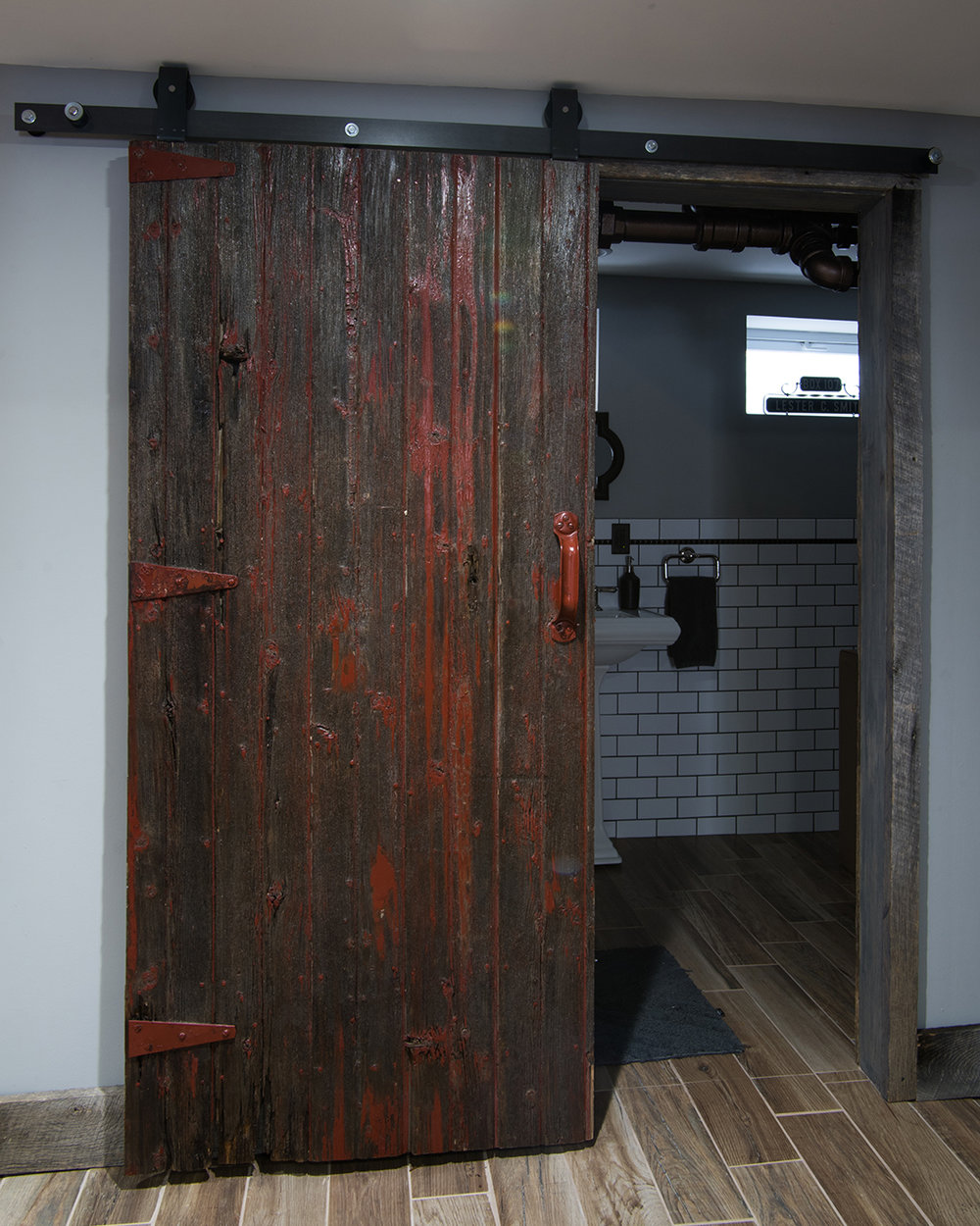 - Barn Doors — Real Antique Wood