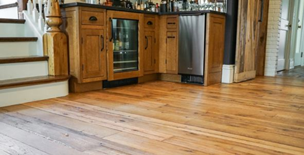 Reclaimed Floors -