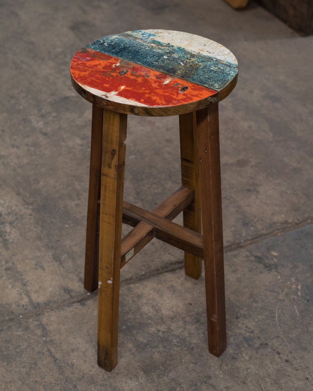 Coastal Collection Bar Stool