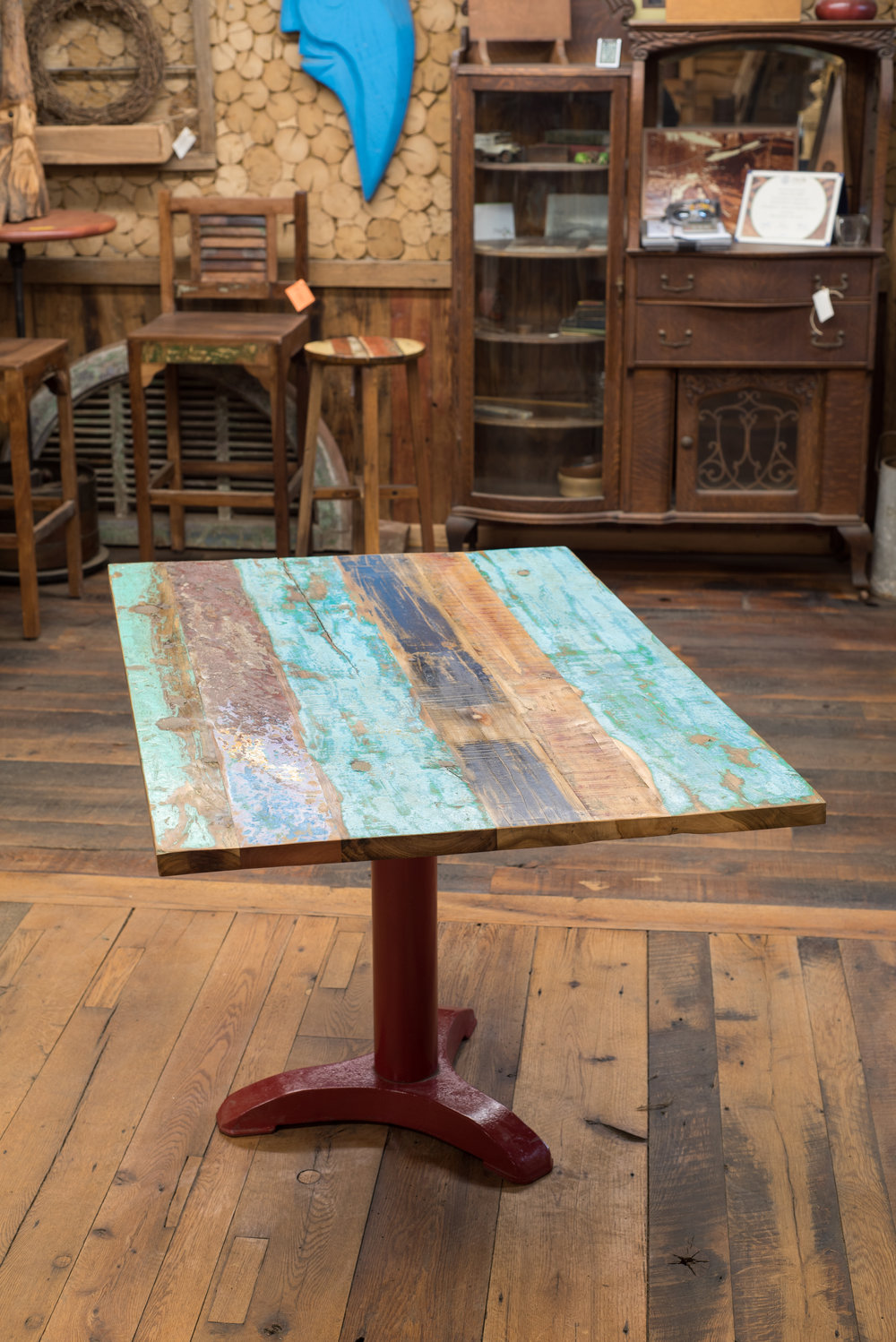 Small Rectangle Table Top