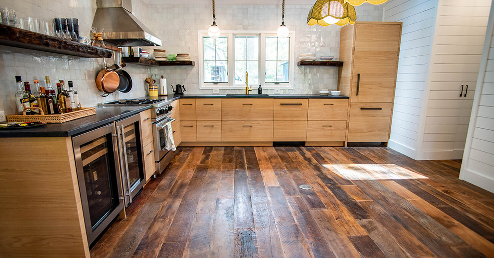 Harvest Reclaimed Floors